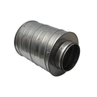 Rohrschalldämpfer 150mm / 30cm lang