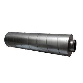 Rohrschalldämpfer 80mm / 90cm lang