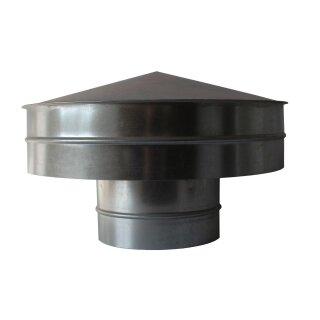 Dachhaube 125mm