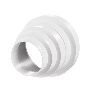 Reduziergetriebe PVC 150-125-120-100-80mm