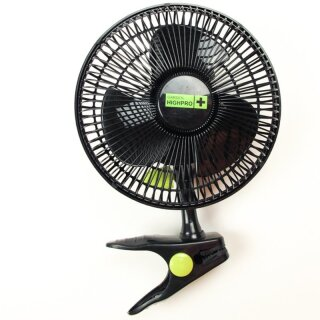 GHP Clip Fan 20cm / 12W