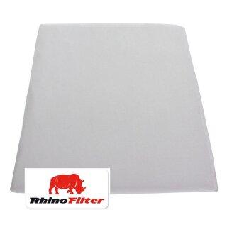 Ersatzfiltervlies für Rhino Pro Aktivkohlefilter 425cbm / 125mm