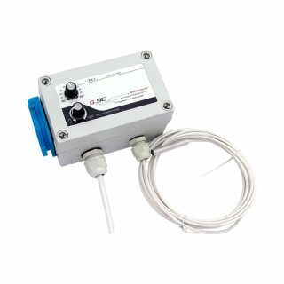 GSE digitaler Temperatur und Minimaldrehzahlregler