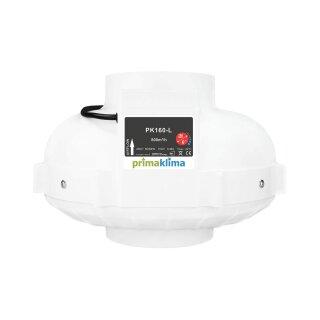Prima Klima Rohrventilator 800cbm / 160mm
