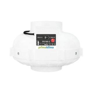 Prima Klima Rohrventilator 2-Stufen 420-800cbm / 160mm