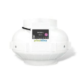 Prima Klima Rohrventilator 950cbm / 200mm