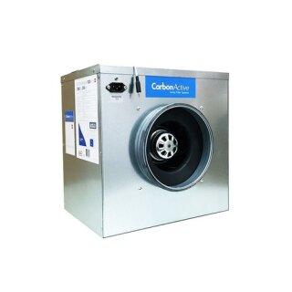Carbon Active EC Silent-Box 280cbm / 125mm