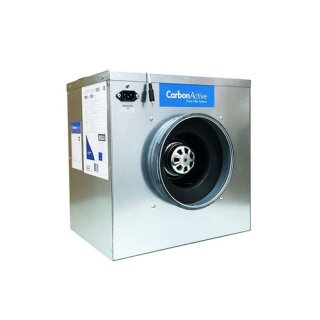 Carbon Active EC Silent-Box 11000cbm / 500mm