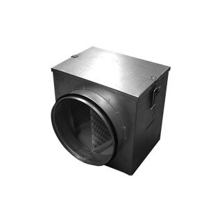 Luftfilterkasten inkl. Grobstaubfilter 150mm
