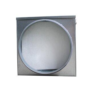 Luftfilterkasten inkl. Grobstaubfilter 200mm
