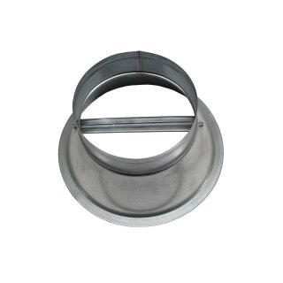 Übergang Deckendiffusor für Rundrohr 350mm