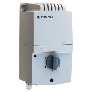 Systemair Stufentrafo 7A