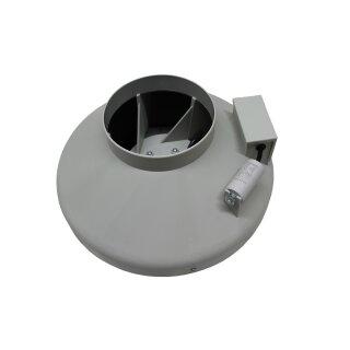 Systemair RVK 125E2-L Sileo (323cbm / 125mm)