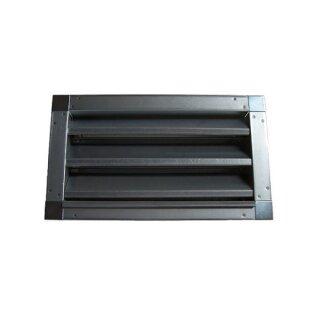 Systemair Wetterschutzgitter WSG 40-20 (400x200mm)