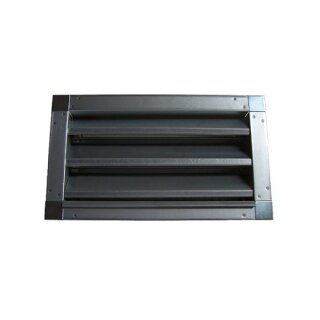 Systemair Wetterschutzgitter WSG 60-30 (600x300mm)