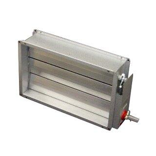 Systemair Verschlussklappe SRK 100-50 (1000x500mm)