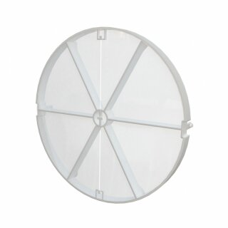 Glimmer-Rückstauklappe für Ventilatoren 125mm