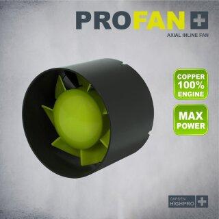 GHP Proline Inline-Lüfter 125mm / 190cbm