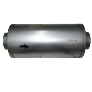 Can In-Line Filter 2500cbm / 250mm