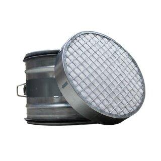 Kanalluftfilter PRO 125mm