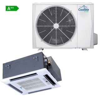 Coolstar 4-Wege Kassetten Inverter 1,2 – 8,2 kW