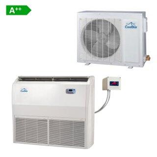 Coolstar Weinkeller-klimaanlage Deckenunterbau 0,8 - 6,1 kW