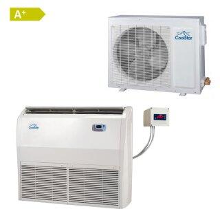 Coolstar Weinkeller-klimaanlage Deckenunterbau 4,1 – 16,4 kW