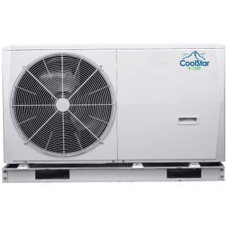 Coolstar Wärmepumpe Kompakt Inverter 6,5 kW