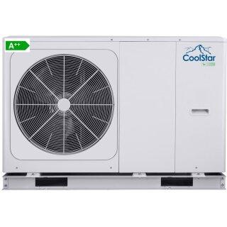 Coolstar Wärmepumpe Kompakt Inverter 12,0 kW