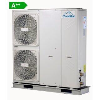 Coolstar Wärmepumpe Kompakt Inverter 30,1 kW