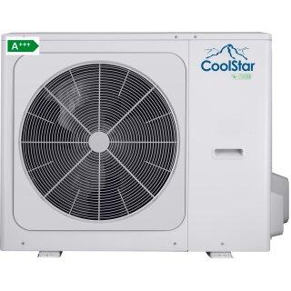 Coolstar Split Wärmepumpe Inverter Aussengerät 4,0 – 10,0 kW