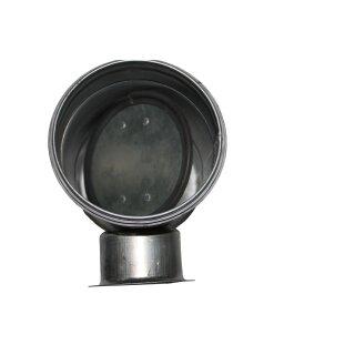 Absperrklappe 80mm